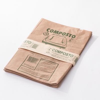 zakken groene container