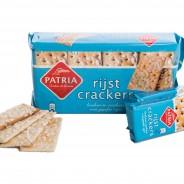 Patria rijst crackers
